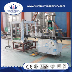 Rotary Bottled Carbonate Filling Machine with Capacity 1000-2000bph pictures & photos