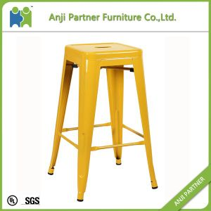 Worth Buying Top Quality Modern Furniture 1.2 mm Thickness Design Metal Dining Chair (Fengshen) pictures & photos