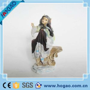 Resin Sculpture Fairy for Decoration pictures & photos