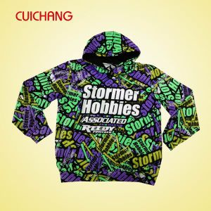 Custom Advertising Printed Hoodies Custom Design Embroidery Logo Mens Hoodies pictures & photos