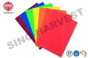 Fluorescent Corrugated Paper