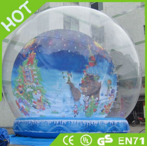 2016 Hot Sale 0.8-1.0mm PVC or TPU Bubble Tent, Inflatable Tent, Inflatable Tent pictures & photos