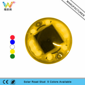 Blue Flashing 3m Reflector Cat Eye Solar LED Road Stud pictures & photos