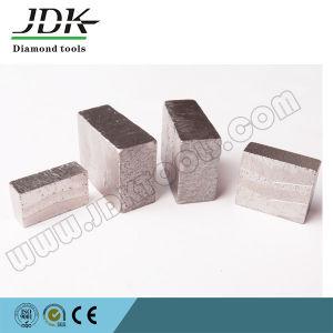 for Granite Red Breccia Block Conical Multi Diamond Segment pictures & photos