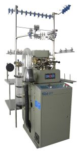 Durable Machinery for Invisible Socks with Single Cylinder pictures & photos