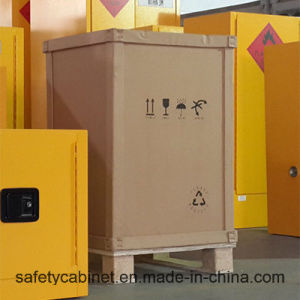 Westco 4 Gallon Safety Storage Cabinet for Flammables (American OSHA & NFPA standards) pictures & photos
