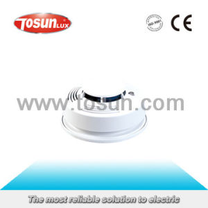 Top Mounted Wired Smoke Detector Alarm pictures & photos