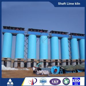 OEM Gas Vertical Lime Kiln 300tpd pictures & photos