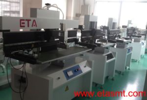 SMT Solder Stencil Printing Machine Hot Sale 600*300mm pictures & photos