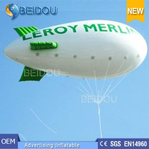 LED Decorative PVC Inflatable Air Helium Advertising Blimp RC Airship pictures & photos