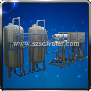 Water Treatment Plant RO System RO-1000j (5000L/H) pictures & photos