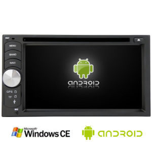 6.2inch Double DIN 2DIN Car DVD Player with Wince System Ts-2003-2 pictures & photos