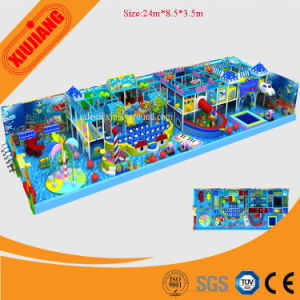 Hot Selling Children′s Favorite Soft Indoor Playground Equipment pictures & photos