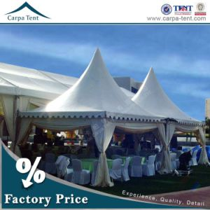 5m*5m Waterproof PVC Gazebo Tent Outdoor Golf Tent Aluminum Alloy Sales pictures & photos