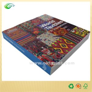 Hot Selling Glossy Cover A4 Photo Book Printing with Perfect Binding (CKT-BK-13)