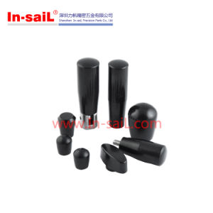 M6 Insert Nut or Threaded Screw Revolving Plastic Handles pictures & photos