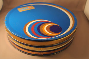 Round Food and Cookies Tin Box with Competitive Price pictures & photos