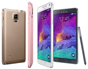 Genuine Note 4 N910 Mobile Phone pictures & photos