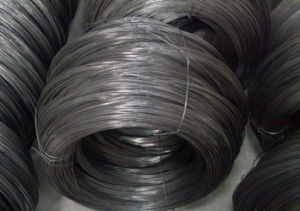 Cold Drawn Spring Steel Wire and Rod with High Quality pictures & photos