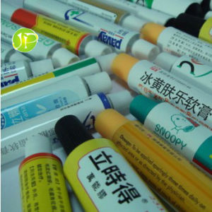 Aluminum Packaging Tubes Pharmaceutical Tubes Unguent Tubes
