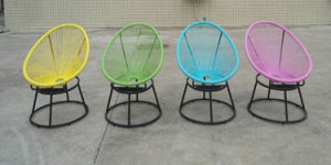Outdoor Colorful Wicker or Rattan Leisure Chair (RC-06067) pictures & photos