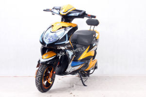 Smart Racing Electric Motorcycle with Disk Brakes (EM-016) pictures & photos