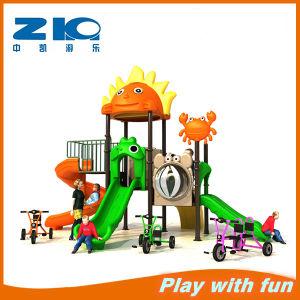 Kids Plastic Slide, Outdoor Children Playground, Outdoor Playground Set pictures & photos