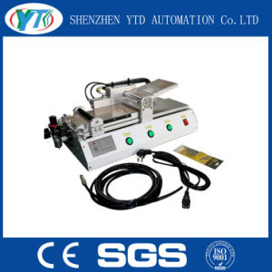 Automatic Film Laminating Machine for Mobile Tempered Glass Protectors pictures & photos