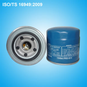 Oil Filter for Honda 15400-Pr3-014 pictures & photos