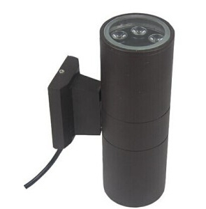 2*12W ETL cETL Ce LED Outdoor Wall Light pictures & photos