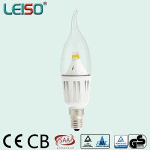 2200K 98ra 4W C35 LED Candle Bulb for Chanderlier Lighting pictures & photos