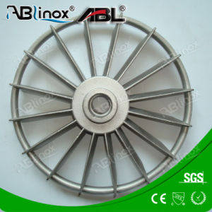 Stainless Steel Casting for Hand Wheel pictures & photos