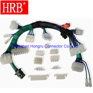 6.35 Pitch Waterproof Wire to Wire Connectors pictures & photos