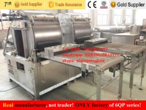 Automatic High Capacity Best Selling Crepes Machine/ Spring Roll Machine/ Thin Crepe Skin Machine/ Crepe Machinery/ Flat Pancake Machine (maunfacturer) pictures & photos