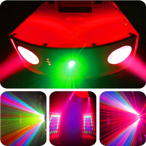 High Brightness Disco Laser Light with LED Eyes pictures & photos