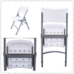 European Plastic Folding Chair pictures & photos