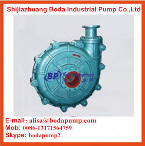 China Zgb (P) Horizontal Centrifugal Slurry Pump pictures & photos