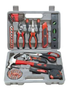 42 PCS Germany Kraft Household Tool Set with Hand Tool pictures & photos