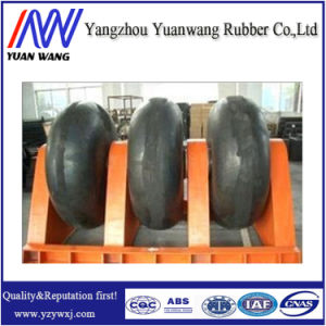Tire Rubber Fender Roller Type Wheel Type Dock Fender pictures & photos
