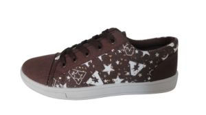 Casual Canvas Shoes for Man pictures & photos