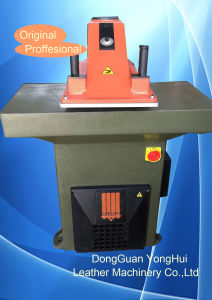 Reconditioned Italy Atom Oil Hydraulic Swing Arm Clicking Presses Die Cutting Machine (SE20) pictures & photos