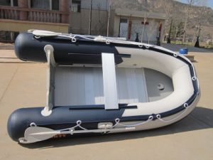 2.3m New Style PVC Big Inflatable Rowing Boat for Fishing pictures & photos