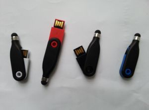 Mini Capacitive Short Stylus Touch Screen Pen USB Stick (OM-P169) pictures & photos