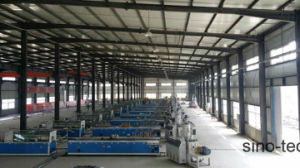 Plastic Pipe Profile Sheet Board Twin Screw Extruder&Single Screw Extruder pictures & photos