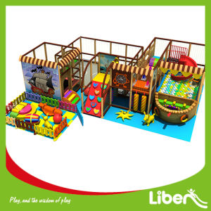 Pirate Ship Inside Play Center with Toddle Area pictures & photos