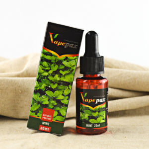Flavored Nicotine Liquid for Vaping with TUV/FDA (80VG/20PG) pictures & photos
