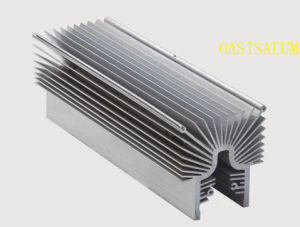 Aluminum (02) for Heat Radiator, Curtain Wall, Trellis and Sunroom etc