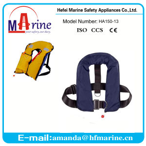 Strong Fabric Floatation Fishing Life Jacket pictures & photos