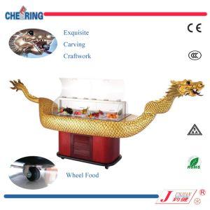 Luxury Dragon Type Salad Bar (LDTSB4000) pictures & photos