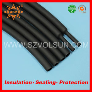 Black Flame Retardant Heat Shrink Tube pictures & photos